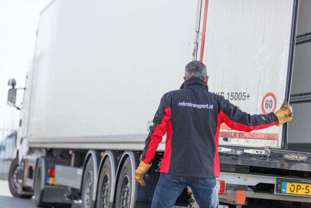 Goederentransport - Rebro Transport